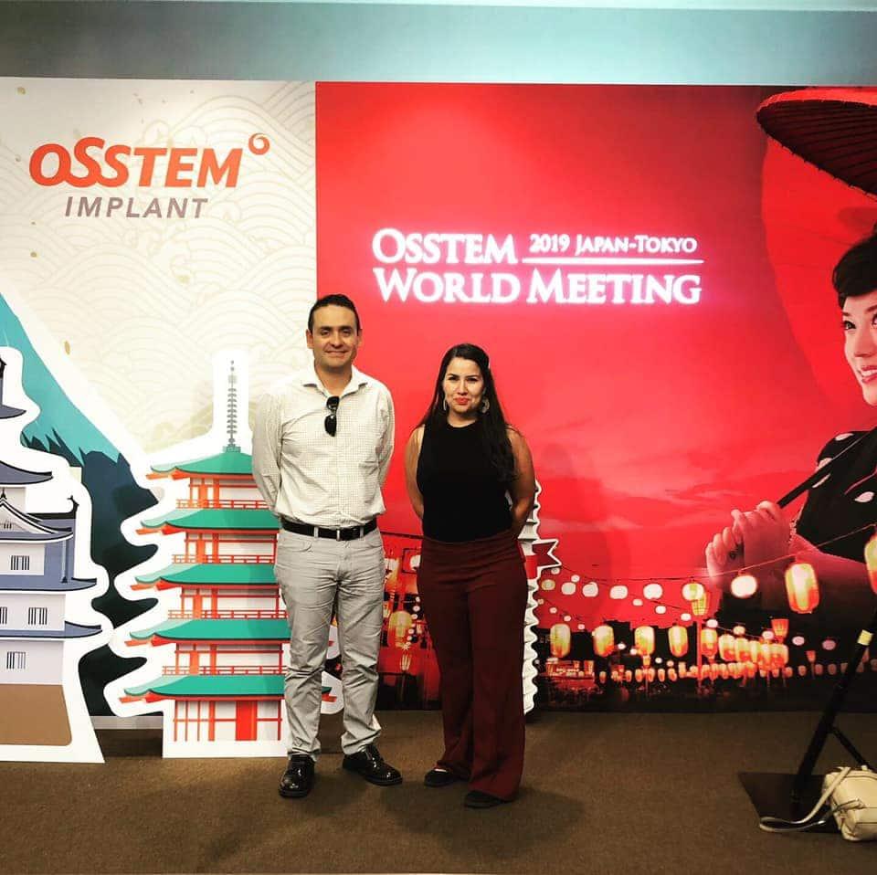 Osstem World Meeting 2019, Tokyo, Japan