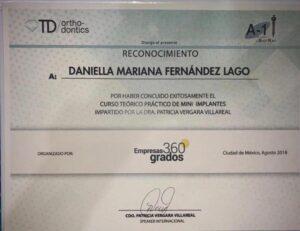 Daniela fernandez2 e1596223191359   Los Algodones Dentists