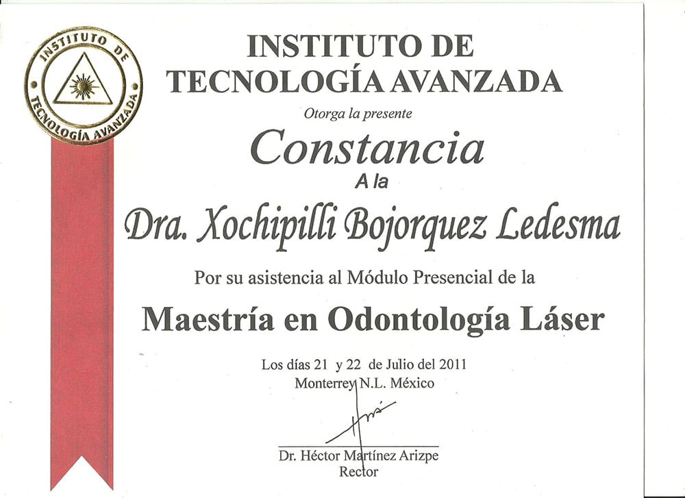 Laser Odontology Master