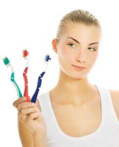 choosing a toothbrush 2   Los Algodones Dentists