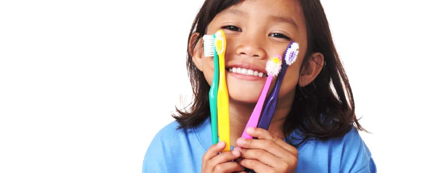 How to make brushing more fun for your kids