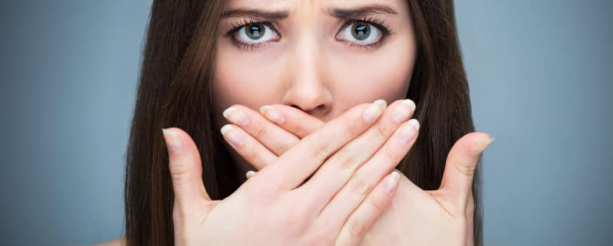 Do you have bad breath? Let´s fix it!