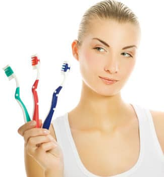 What to look in a toothbrush for perfect teeth
