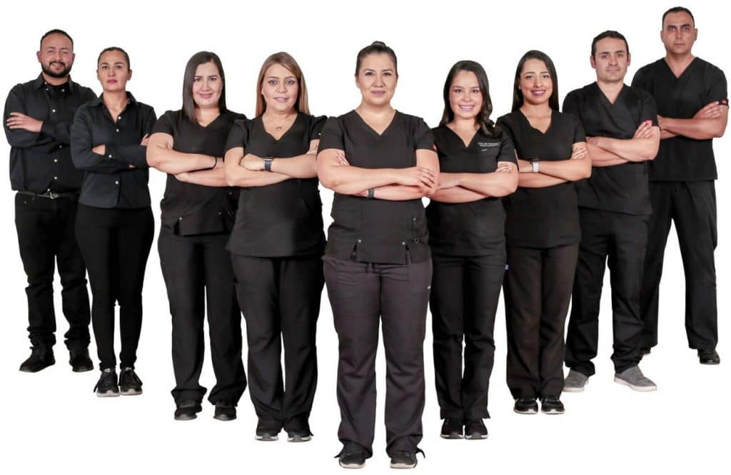 Team - Los Algodones Dental Clinic