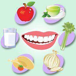 The best diet for whiter teeth